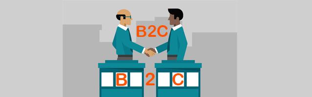 B2C Portal Development