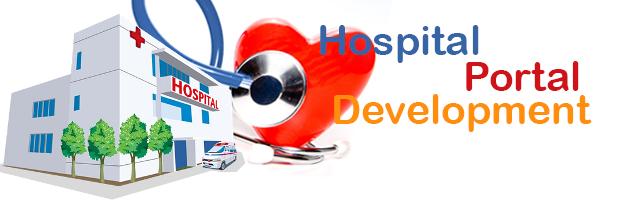Hospital Portal Development