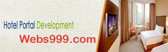 Hotel Portal Development