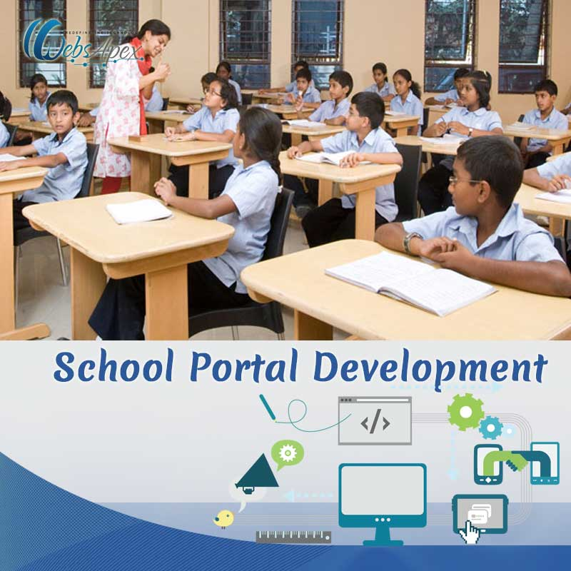 School Portel Development